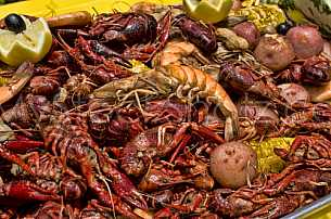 Crawfish Ready To eat