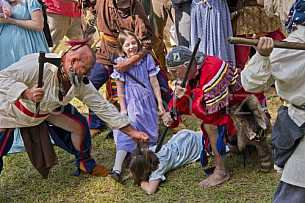 Fort Mims Day - Re-enactment - 2012