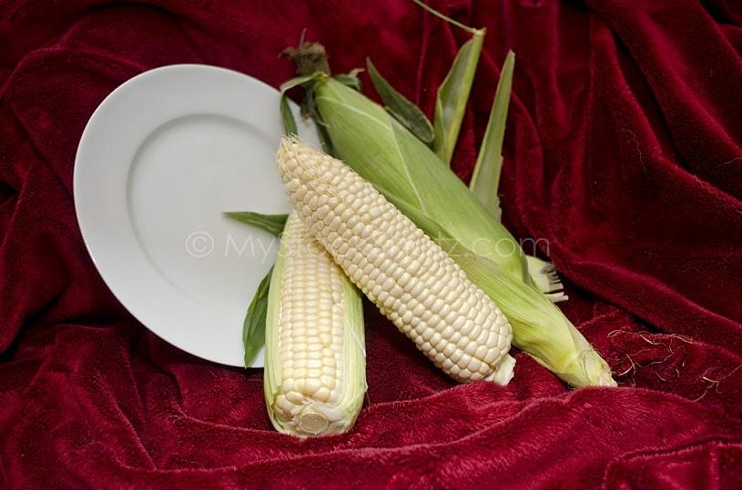 Baldwin County Silver Queen Corn