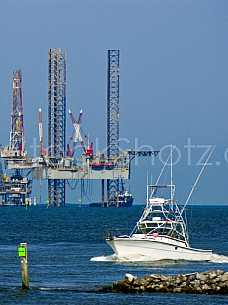 Drilling Rig Mobile Bay