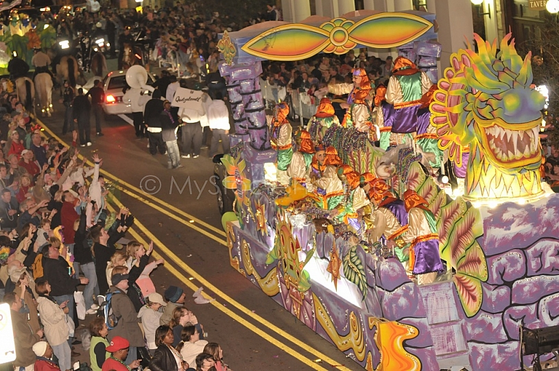 Mardi Gras - Mobile, Alabama
