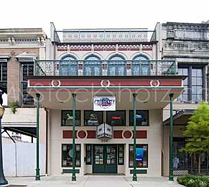 Crescent Theater External Shots