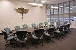 Boardroom at CLA Space 301