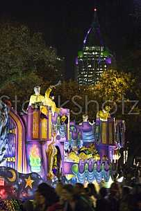 Mardi Gras Mobile Style