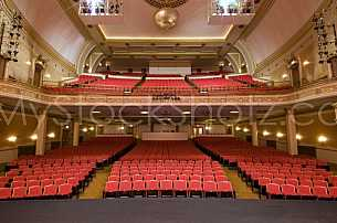 Saenger Theatre Seating