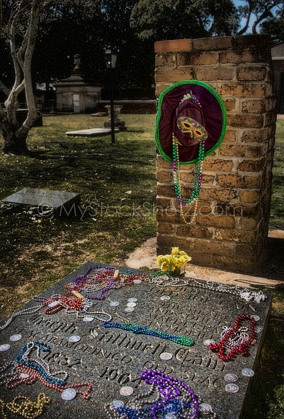 Joe Cain gravesite