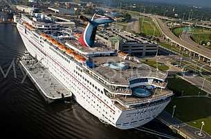 Aerial Cruise Terminal