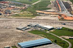 Aerial View - Signature Aviation FBO