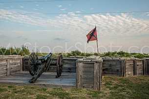 Fort Morgan Re-enactment