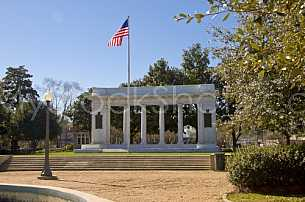 Memorial Park - Mobile, Alabama