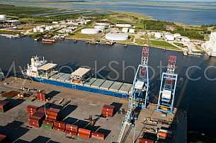 Mobile River - Scenic View