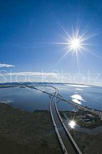 Bayway & Causeway over Mobile Bay