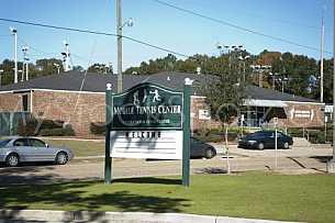 Mobile Tennis Center - Copeland Cox