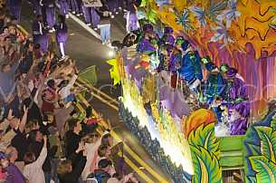 Mardi Gras in Mobile, Alabama