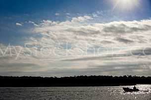 Fishing Boat - Rivers - Mobile Baldwin County