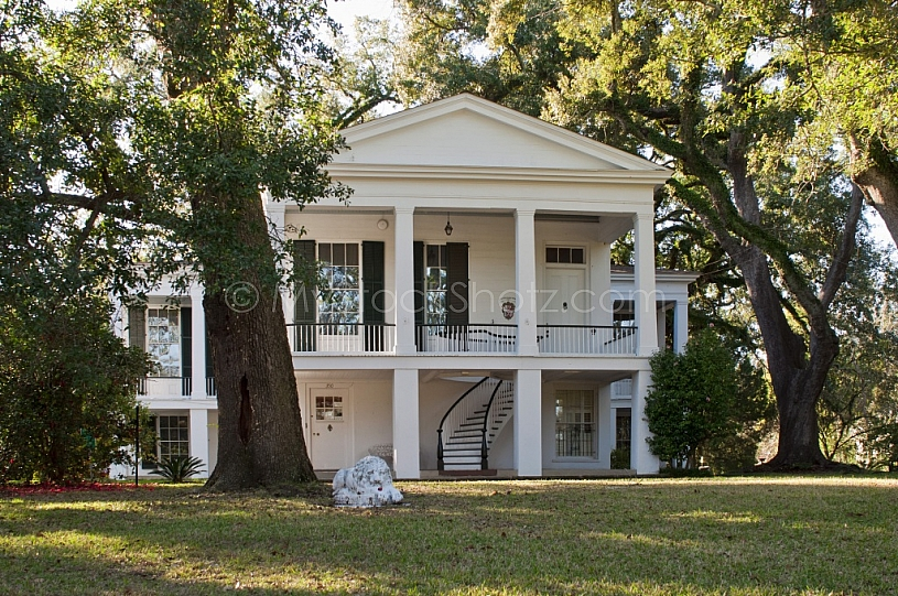 Historic Oakleigh Mansion - Mobile, AL