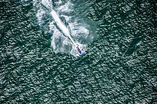 Jet Ski in the Gulf