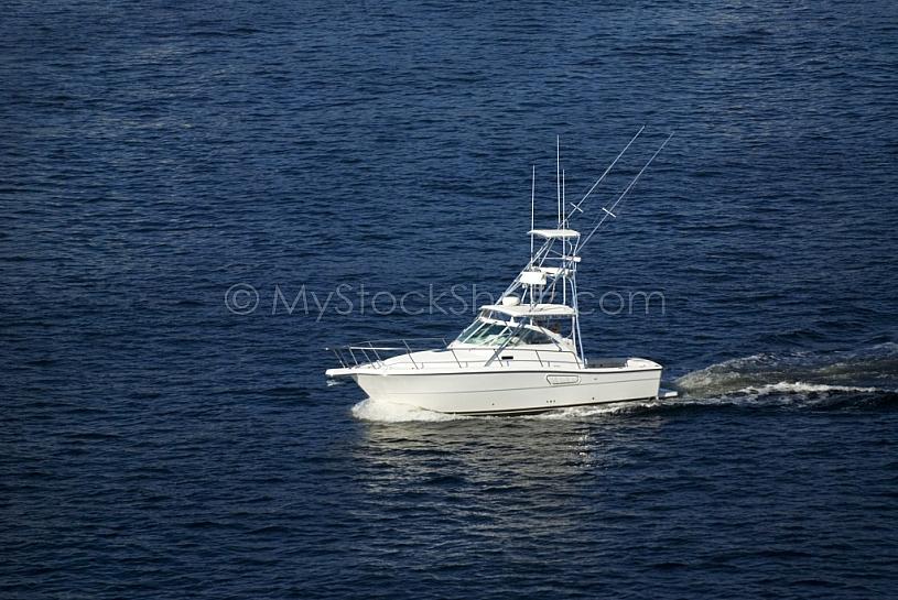 Fishing in Gulf