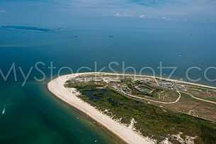 Aerial View - Fort Morgan
