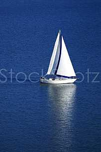 Sailboat Solitude