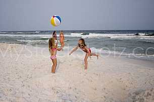 beach ball fun!