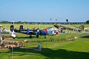 Warbirds at Battleship Park