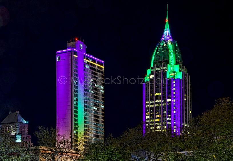 Mardi Gras Towers