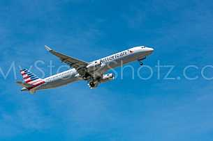 Airbus A321 - First Flight - First American Aircraft - Mobile, Alabama, USA
