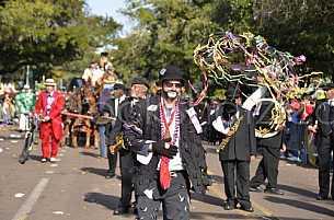 Mardi Gras 2011 - Joe Cain Day Parade
